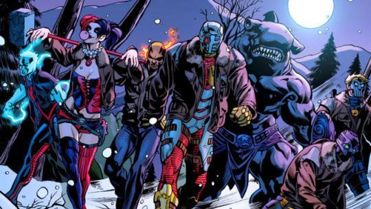'Suicide Squad': First Photo of Cast in Costume Released