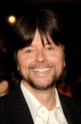 Ken Burns at the NY premiere of Paramount's Mission: Impossible III