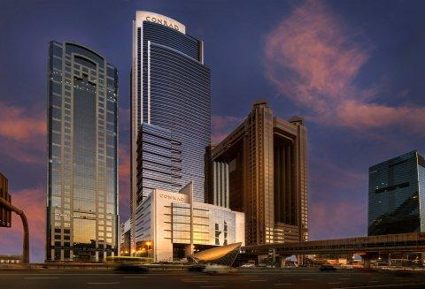 Conrad Hotels & Resorts Debuts in United Arab Emirates with Opening of Conrad Dubai