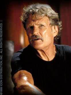 Kris Kristofferson as Bronson in Payback
