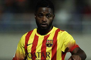 Alex Song: If I leave Barcelona it will be for Premier League return