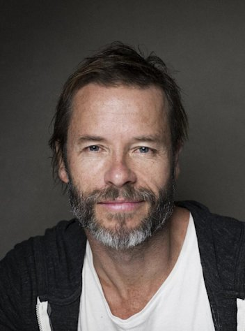 "Actor Guy Pearce from the film ""Breathe In"" poses for a portrait during the 2013 Sundance Film Festival on Sunday, Jan. 20, 2013 in Park City, Utah. (Photo by Victoria Will/Invision/AP Images)"