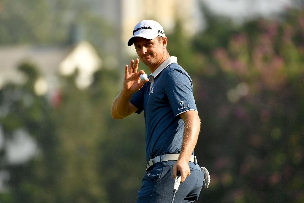 Rose concedes Hong Kong Open golf title, focuses on 'rehab'