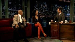 Jimmy Fallon Hosts 'Cosby Show' Reunion (Video)