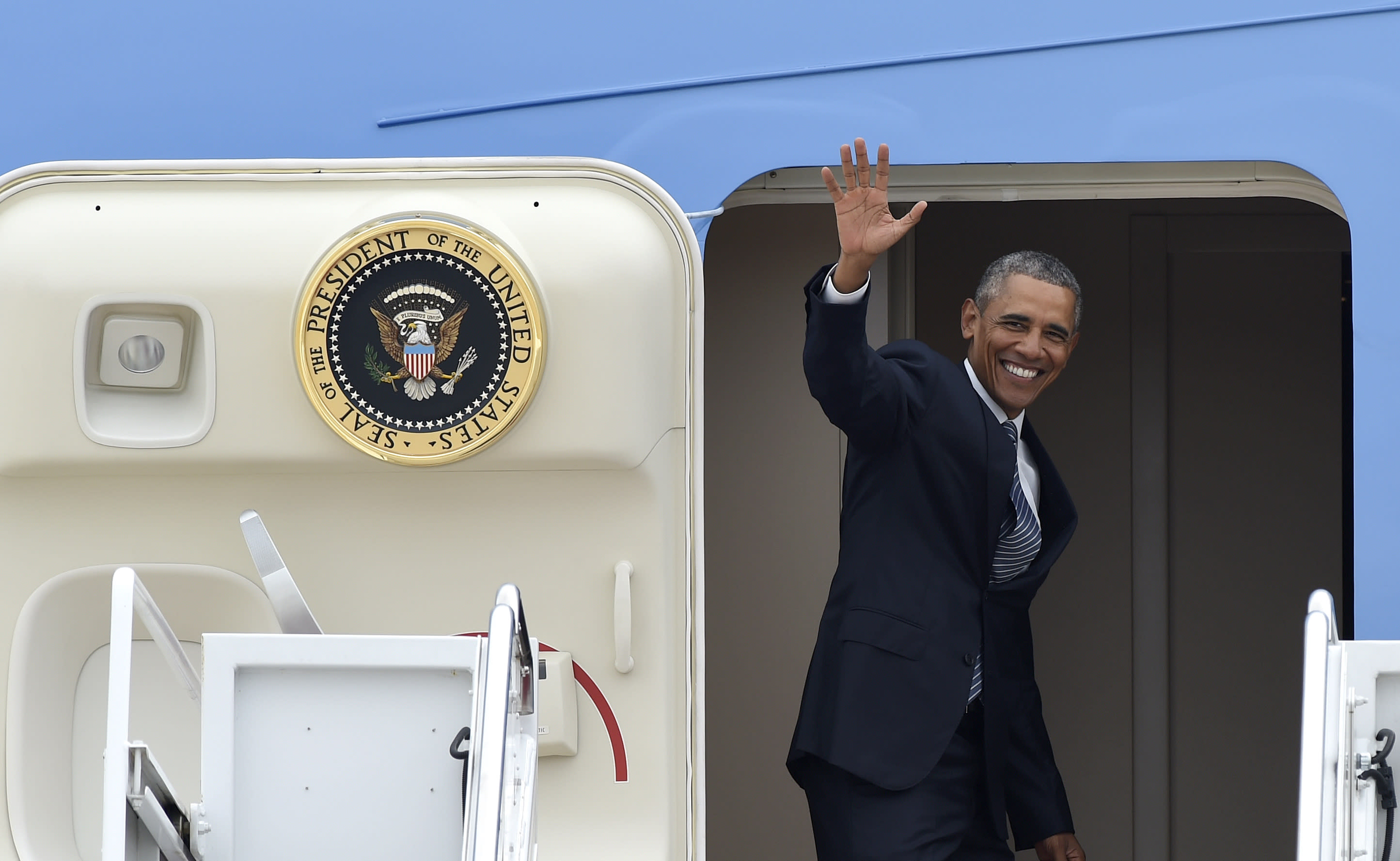Obama opens historic Alaska trip focused on global warming