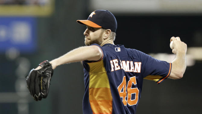 Altuve, Feldman lead Astros over Tigers 6-4