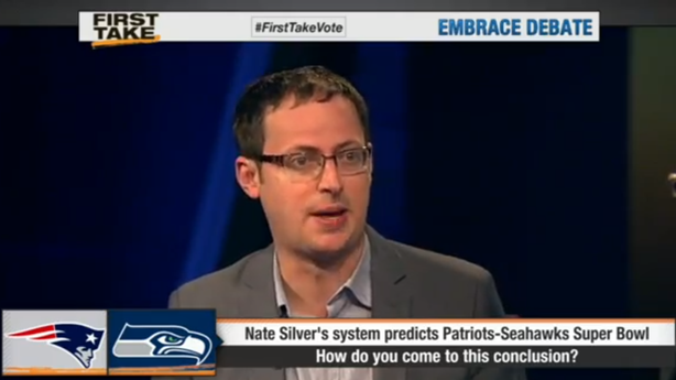Nate Silver Can Accurately Predict an Election, but Not a Super Bowl