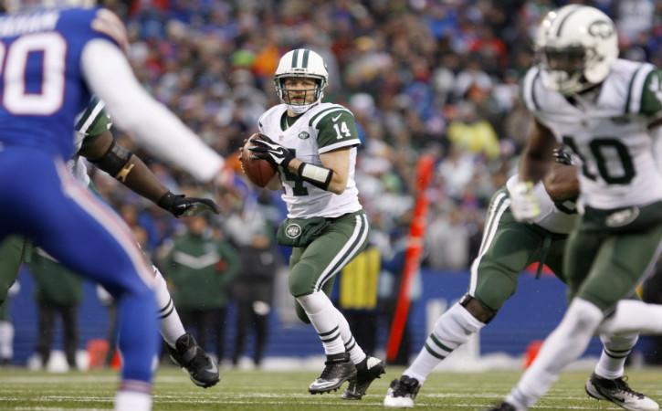 Jets and Ryan Fitzpatrick Mess Reaching New Levels