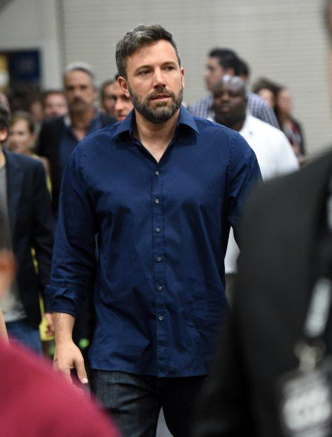 Ben Affleck attends Comic-Con International 2015 promoting 'Batman v Superman: Dawn of Justice' at the San Diego Convention Center on July 11, 2015 in San Diego -- Getty Images