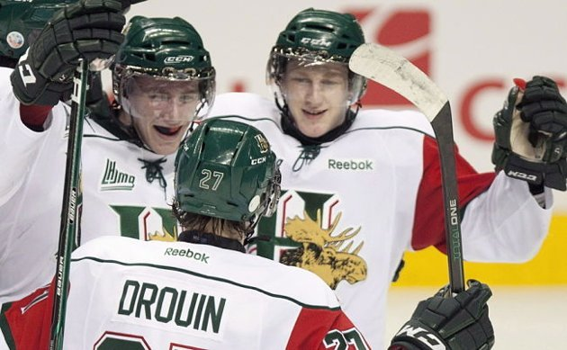CHL: Memorial Cup 2013 - MacKinnon, Drouin, And The Dominance Of Halifax's Top Line