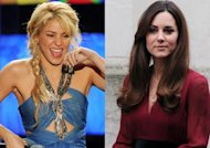 Le JT people de 20h : Shakira nous montre son bébé, Kate Middleton son baby bump