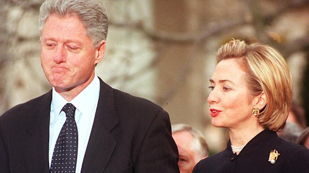 Bill Clinton Struggled to Deal With Lewinsky Affair, Film Says (ABC News)
