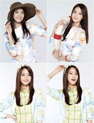 Yoona SNSD Siap Sambut Musim Panas