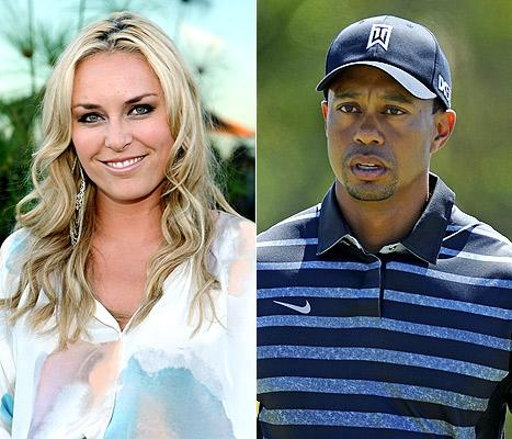 Lindsey Vonn Once Made Fun of Tiger Woods' Cheating Scandal
