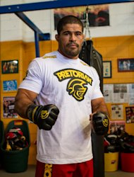 Following UFC Release, Brazilian Commission Issues Rousimar Palhares 120-Day Suspension