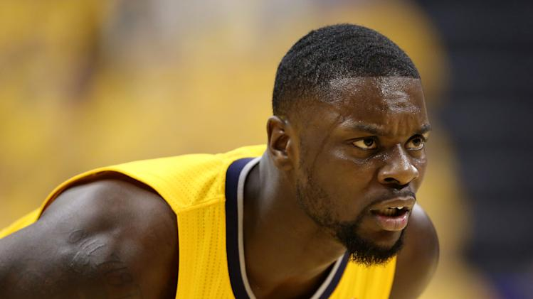 Lance Stephenson's planned adjustment for Pacers-Hawks Game 2: …
