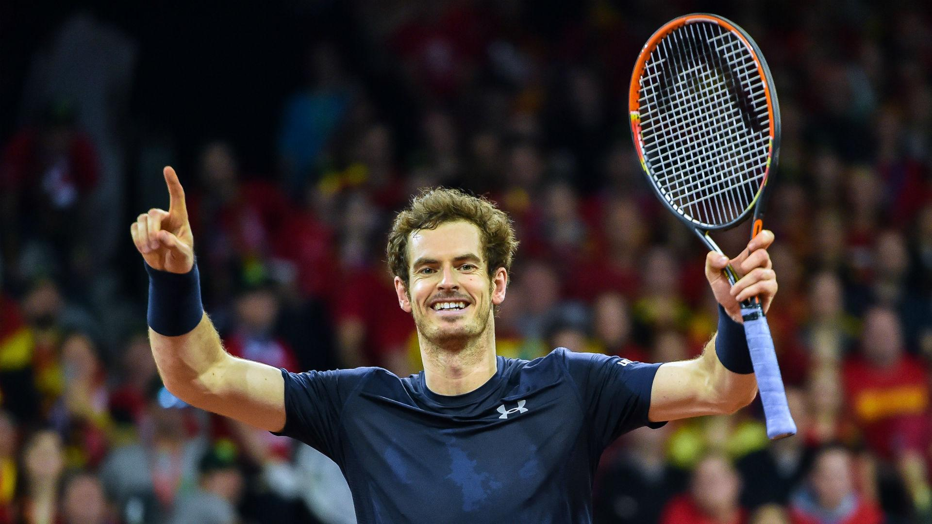 Murray ready for Goffin challenge as Davis Cup glory beckons