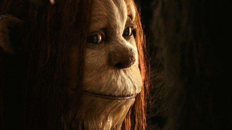 Where the Wild Things Are 2009 Warner Brothers Production Photos Lauren Ambrose