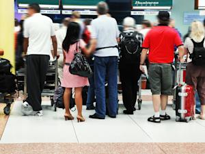 Long lines at the check-in counter could be a thing of the past if more airlines catch on to the automatic check-in concept.
