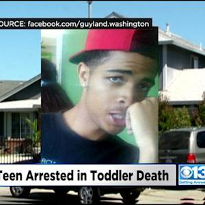 Sacramento Teen Arrested For Toddler's Death