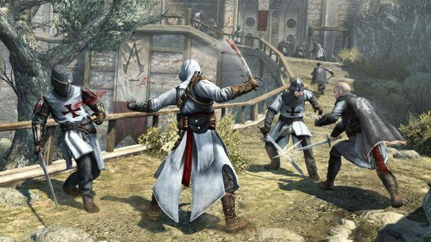 Study: Modern video games overly emphasizing violence in connection to religion