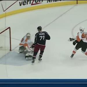 Ryan Johansen snipes one top-shelf