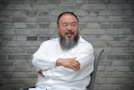 Ai Weiwei Recording a Metal Album