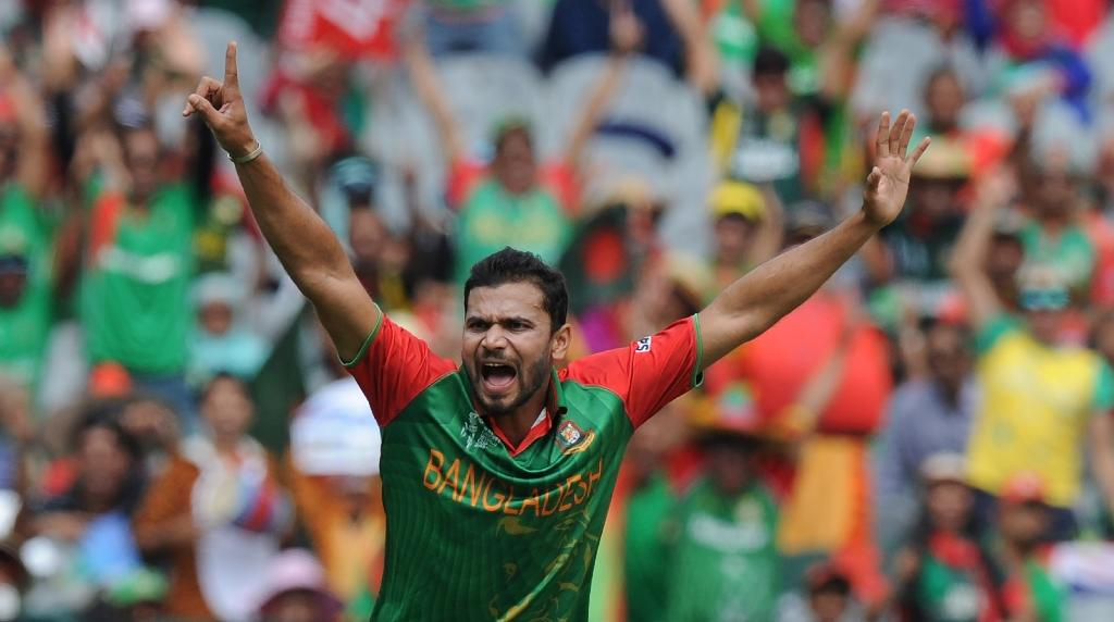 Bangladesh elect to bowl against Scotland
