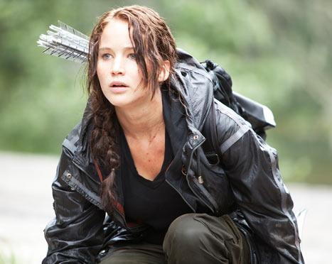 The Hunger Games Maintains Top Box Office Spot for Second Week