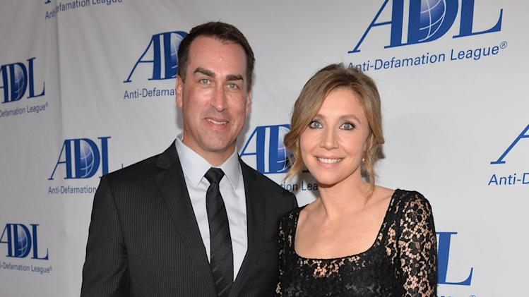 Anti-Defamation League Centennial Entertainment Industry Awards Dinner Honoring Jeffrey Katzenberg - Red Carpet