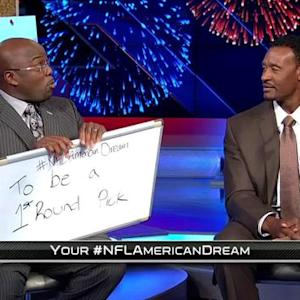 What's your #NFLAmericanDream?