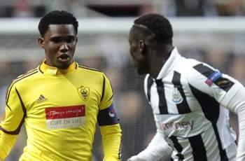 Newcastle 1-0 Anzhi Makhachkala: Cisse leaves it late to head Magpies through