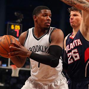 Cavs could trade for Joe Johnson