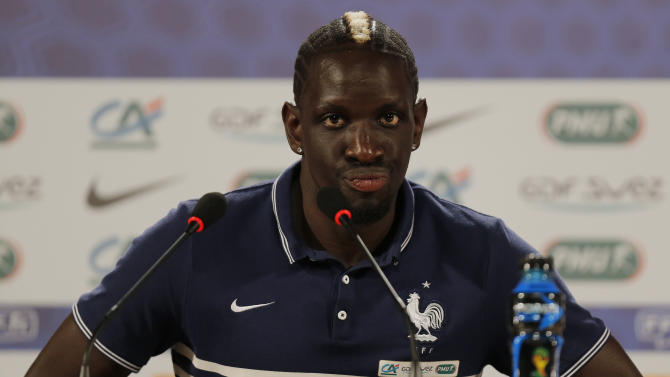 Sakho says France players have 'rage' inside them