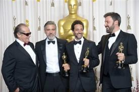 Global Showbiz Briefs: Iran Disses 'Argo' After Oscar Win, 'I Want Your Love' Banned In Oz, HBO Go Launches In Asia, Depardieu In Chechnya & More