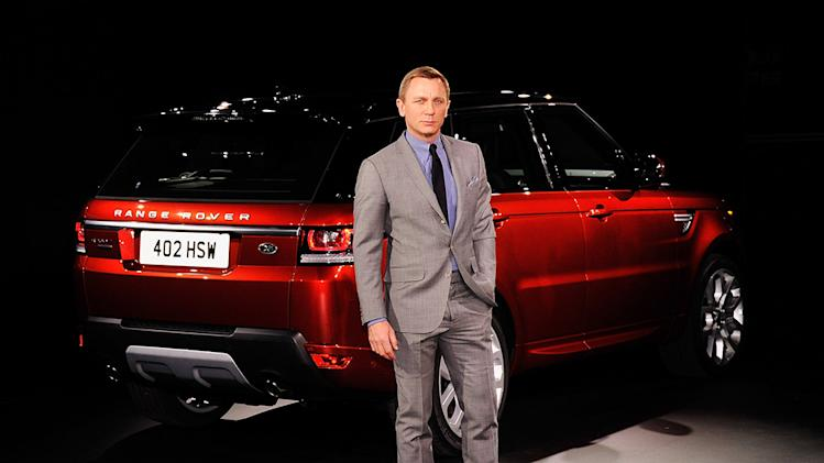 Land Rover Sport World Unveiling