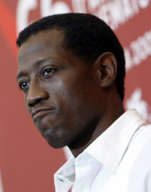 "FILE - In a Tuesday, Sept. 8, 2009 file photo, actor Wesley Snipes poses during the photo call for the film ""Brooklyn's Finest"" at the Venice Film Festival in Venice, Italy. Snipes reports to the Federal Correctional Institution McKean in Lewis Run, Pa. Thursday, Dec. 9, 2010, to begin his three-year sentence for failing to pay taxes. (AP Photo/Andrew Medichini, File)"