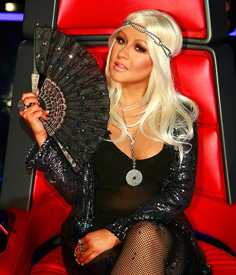 Christina Aguilera Returning to The Voice for Season 5