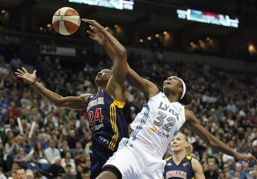 Fever stun Lynx in Game 1, 76-70
