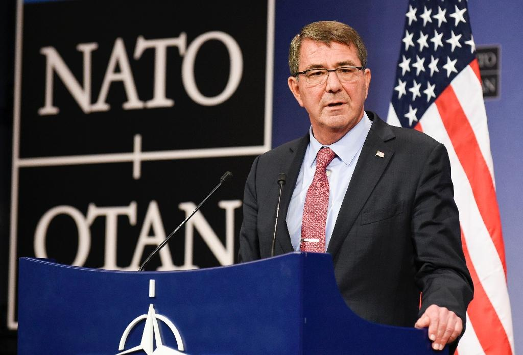 Pentagon chief warns of Russia casualties in Syria