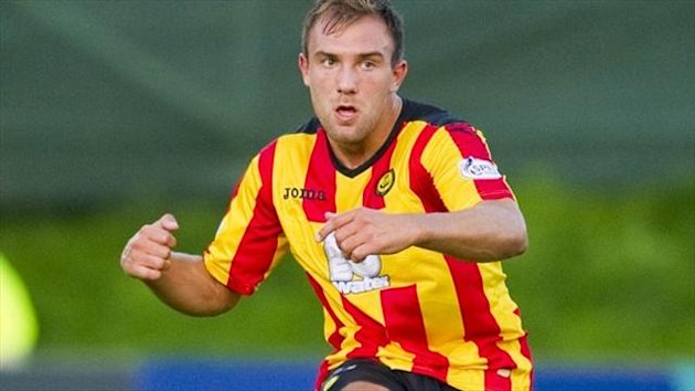 Conrad Balatoni says confidence is high in the Partick camp