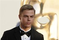 Dancer Derek Hough arrives at the BAFTA Brits to Watch event in Los Angeles, California July 9, 2011. REUTERS/Fred Prouser