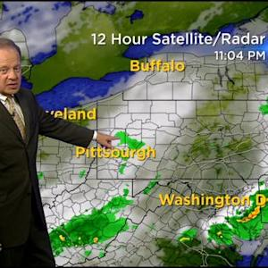 KDKA-TV Nightly Forecast (7/23)