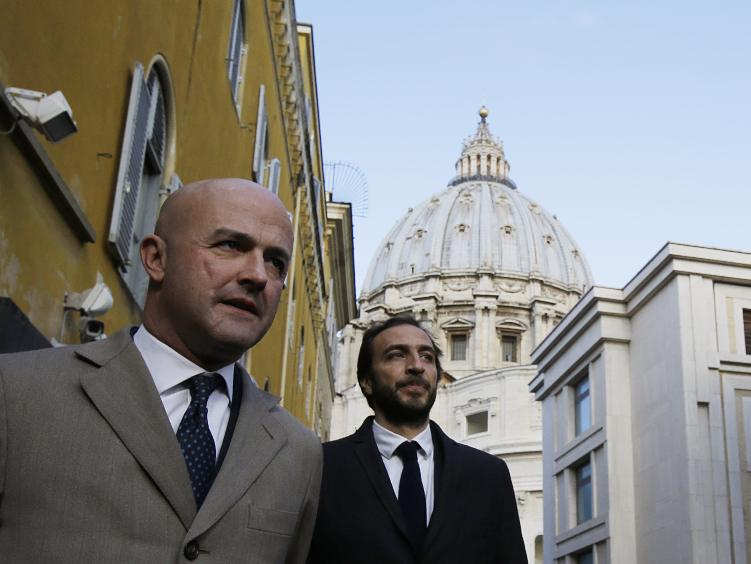 Vatican court rejects journalist's bid to drop leaks charges