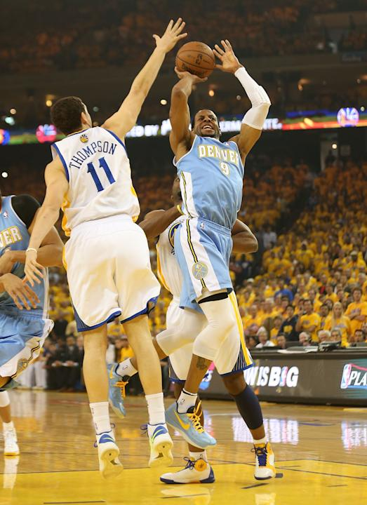 Denver Nuggets v Golden State Warriors - Game Six