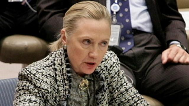 Secretary of State Hillary Clinton Undergoing Blood-Thinning Therapy