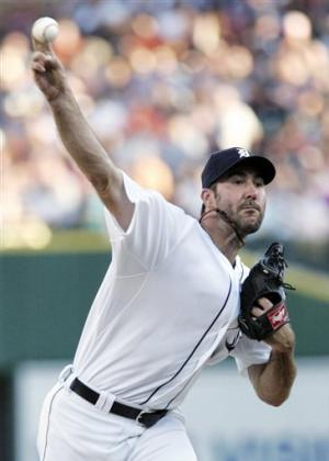 Verlander's 14 Ks help Tigers beat Yankees 7-2