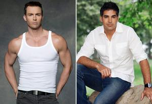 Eric Martsolf, Galen Gering | Photo Credits: Mitchell Haaseth/NBC; Trae Patton/NBC