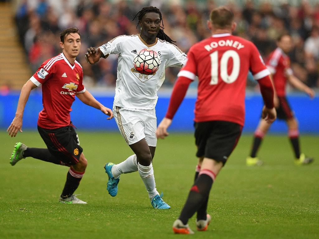 Bogeymen Swansea end Man Utd's unbeaten start