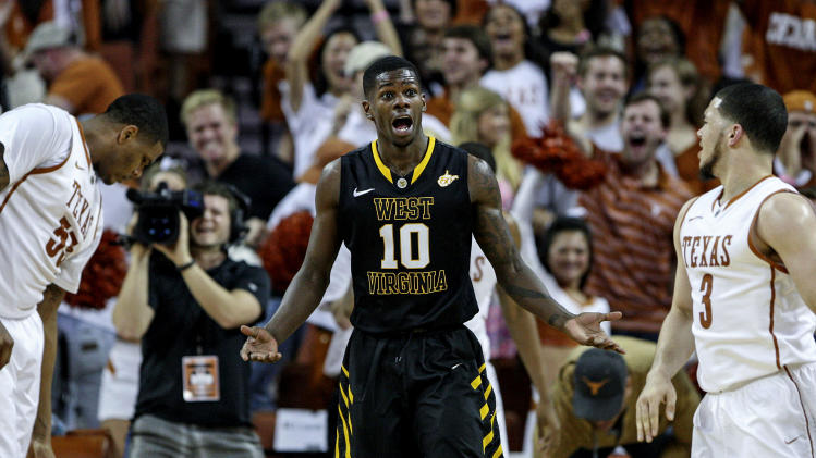 NCAA Basketball: West Virginia at Texas